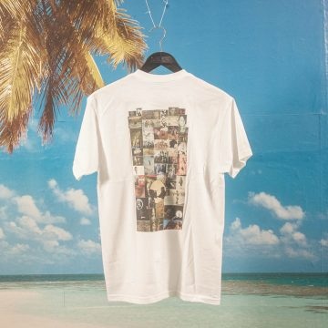 Fucking Awesome - Collage T-Shirt - White