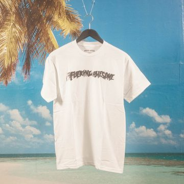 Fucking Awesome - Stamp T-Shirt - White