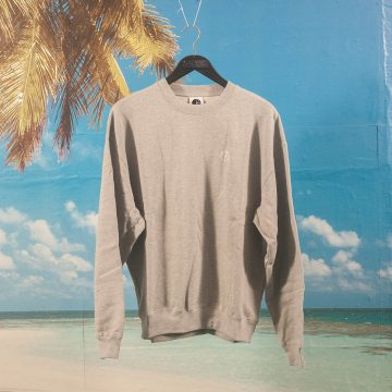 Polar Skate Co. - Team Crewneck - Heather Grey