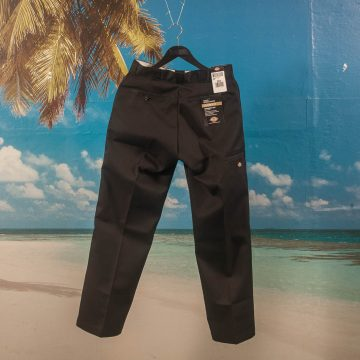 Dickies - Double Knee Work Pant - Black