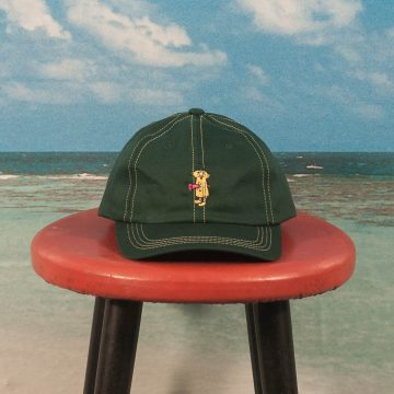 Bronze 56k - Bolt Boy Hat - Green