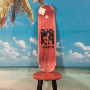 "WKND Skateboards - Thompson ""Big Whaler"" Deck - 8.25"