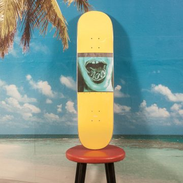"WKND Skateboards - Maalouf ""Body Parts"" Deck - 8.25"