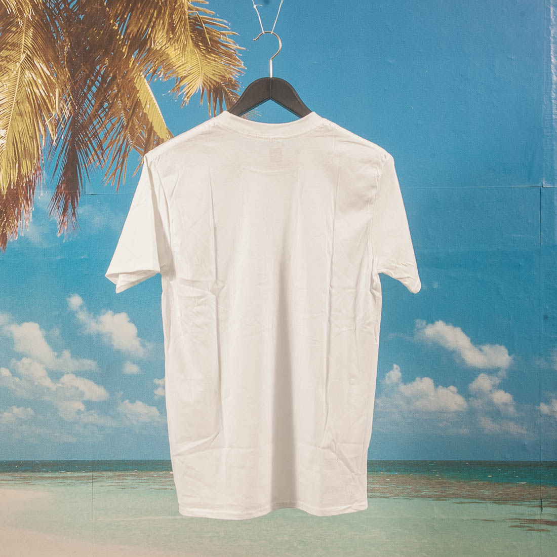 SHRN - Stickeria T-Shirt - White