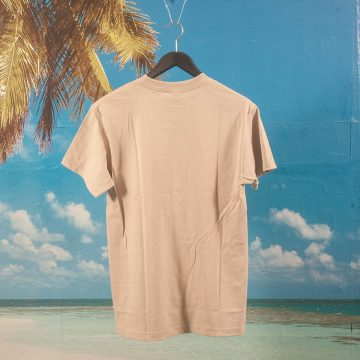 Studio Skateboards - Mellow Stripes T-Shirt - Sand