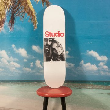 Studio Skateboards - 70s Couple Deck - 8.25