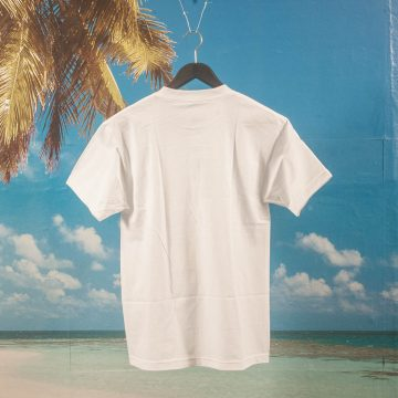 Quartersnacks - Courthouse T-Shirt - White