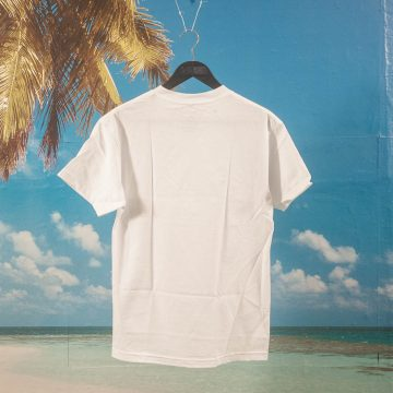 Quartersnacks - Always Current T-Shirt - White