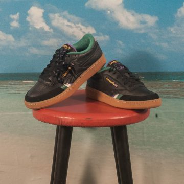 Bronze 56k X Reebok - Club C Revenge - Black