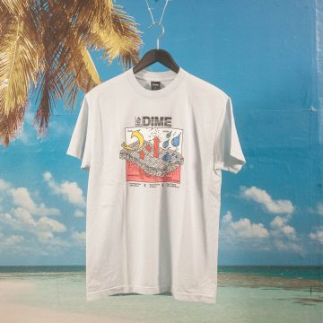 Dime MTL - Dimex T-Shirt - Light Blue