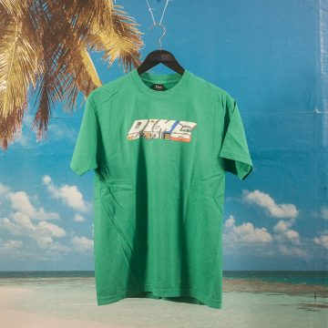 Dime MTL - Hvac T-Shirt - Emerald