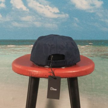 Dime MTL - Sea Cop Cap - Navy