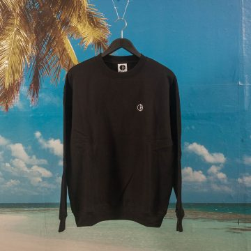 Polar Skate Co. - Team Crewneck - Black