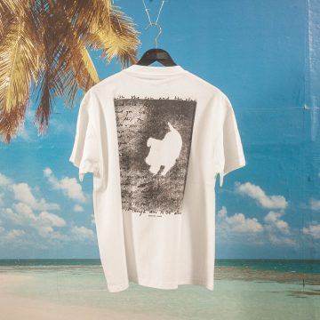 Polar Skate Co. - The Cry T-Shirt - White