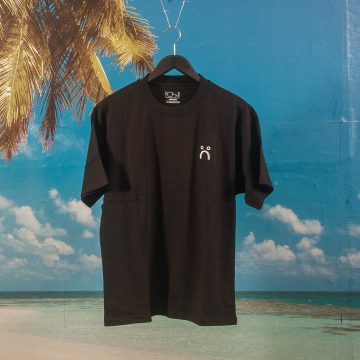 Polar Skate Co. - Sad T-Shirt - Black