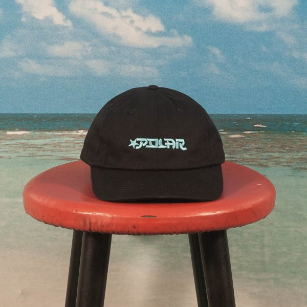 Polar Skate Co. - Star Cap - Black