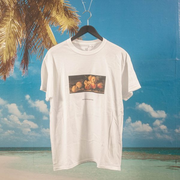 Poetic Collective - Still Life T-Shirt - White