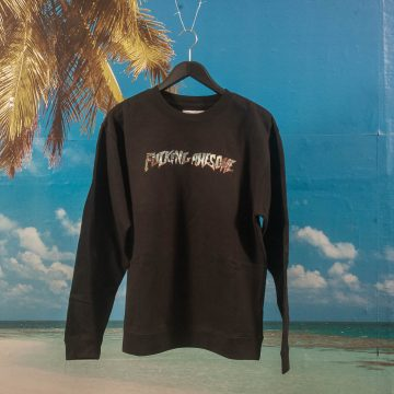Fucking Awesome - Extinction Crewneck - Black