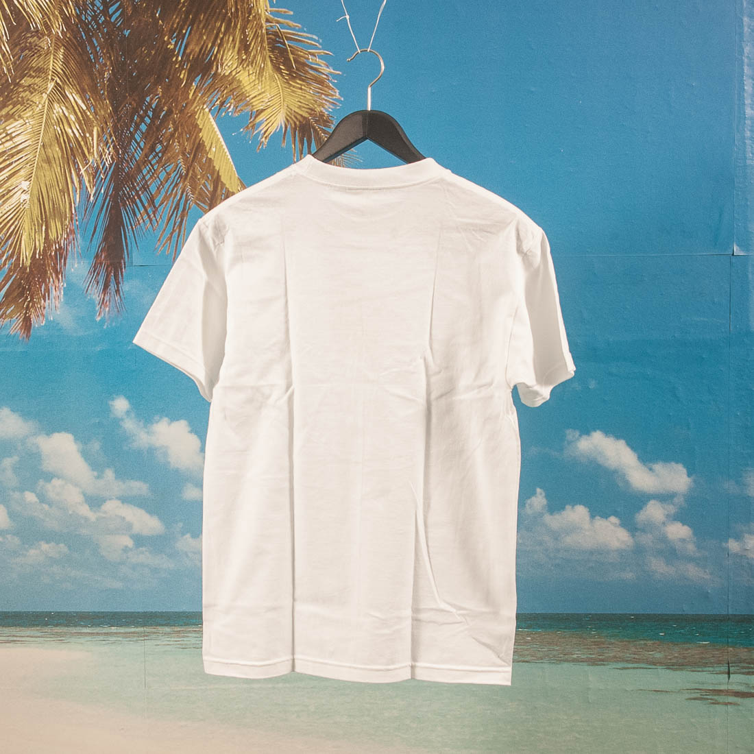Skateboard Cafe - College T-Shirt - White