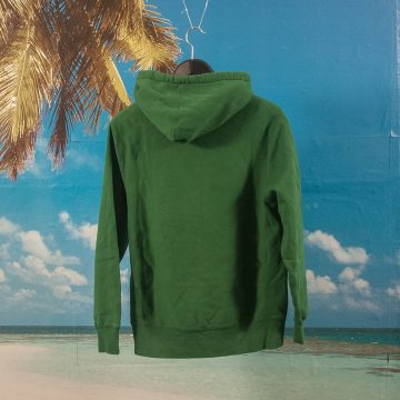 Fucking Awesome - Extinction Hoodie - Hunter Green