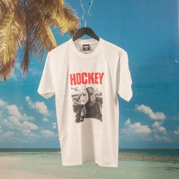 Hockey - Blend In T-Shirt - White