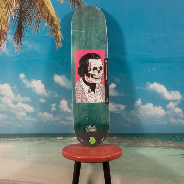"Girl Skateboards - Bannerot ""Skull Of Fame"" Deck - 8.25"