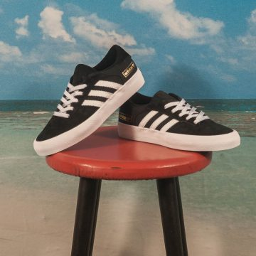adidas Skateboarding - Matchbreak Super - Black / White