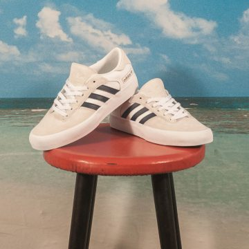 adidas Skateboarding - Matchbreak Super - White / Navy