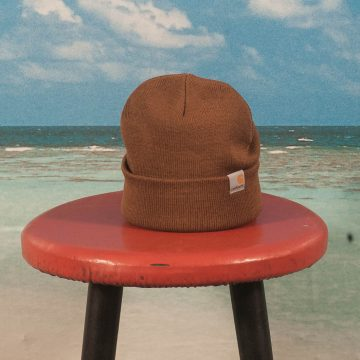 Carhartt WIP - Stratus Hat Low - Hamilton Brown
