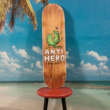 "Antihero Skateboards - Hewitt ""For Lovers"" Deck - 8.62"