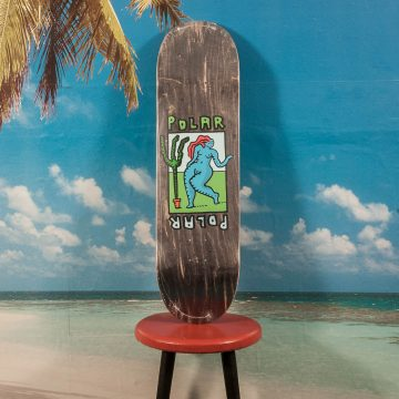 "Polar Skate Co. - Team ""Cactus Dance"" Deck - 8.75"