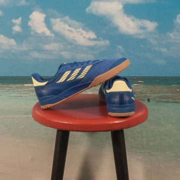 adidas Skateboarding - Copa Nationale - Royal Blue / Yellow