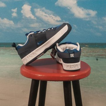 DC Shoes - Lynx OG- Navy