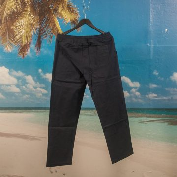 Dime MTL - Twill Pants - Navy