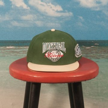 Dime MTL - Montreal Champion Hat - Green