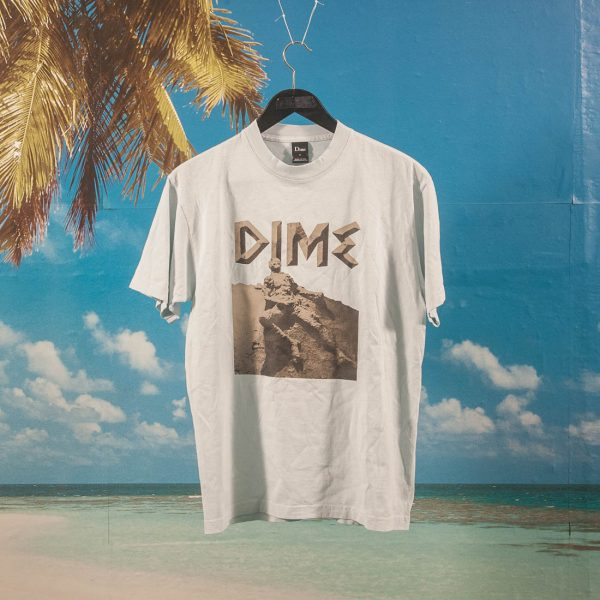 Dime MTL - Last Try T-Shirt - Light Blue