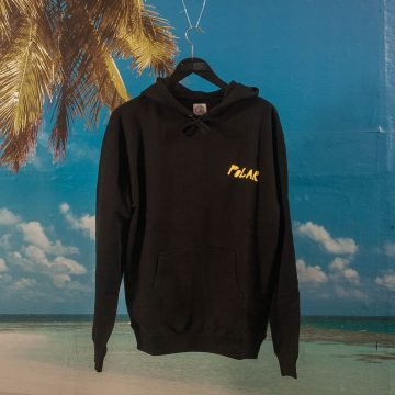 Polar Skate Co. - Elvira Hoodie - Black