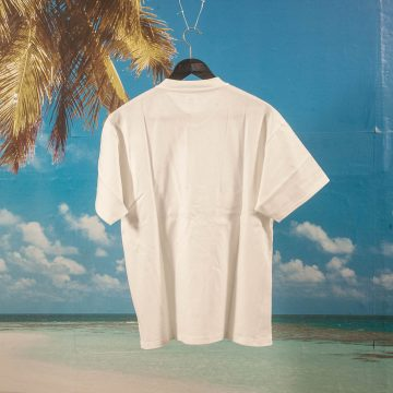 Polar Skate Co. - Henley T-Shirt - Cloud White