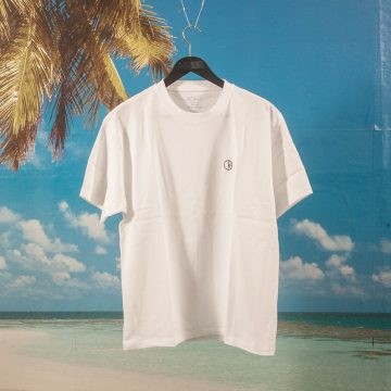 Polar Skate Co. - Team T-Shirt - White