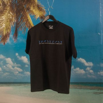 Polar Skate Co. - Cartwheel T-Shirt - Black