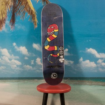 "Foundation - Campbell ""Hiss"" Deck - 8.5"