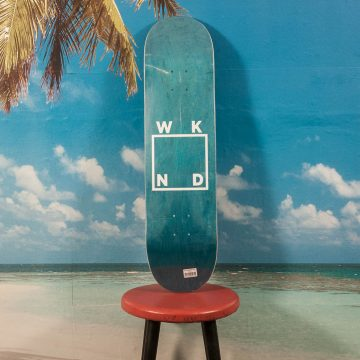WKND Skateboards - Logo Assorted Deck - 8.0