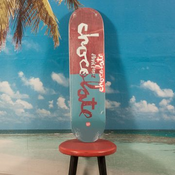 "Chocolate Skateboards - Perez ""Original Chunk"" Deck - 8.25"