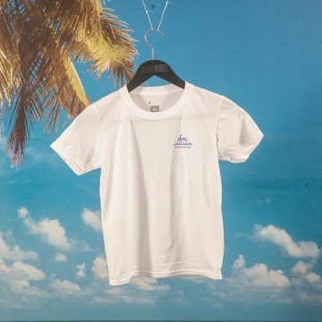 "SHRN - ""La Wash"" Kids T-Shirt - White"