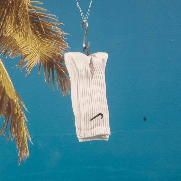 Nike SB - Cushioned Crew Socks 3 Pack - White