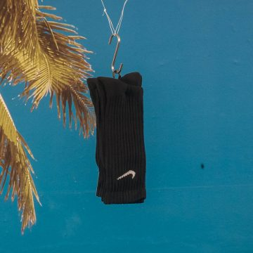 Nike SB - Cushioned Crew Socks 3 Pack - Black