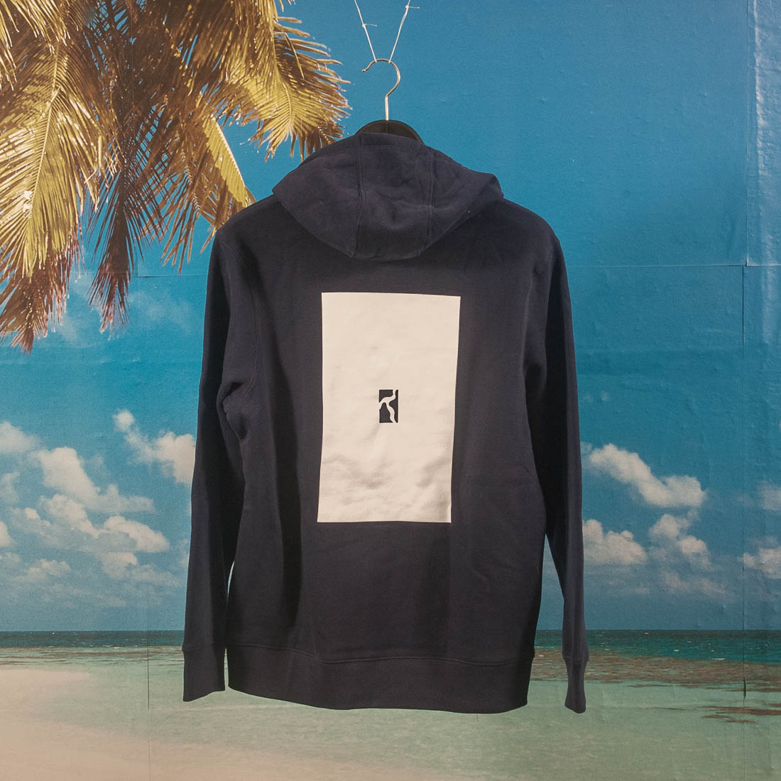 Poetic Collective - Box Hoodie - Navy