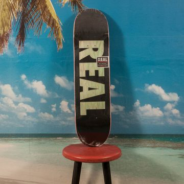 Real Skateboards - Team Bold Series Deck - 8.125