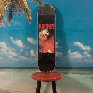 "Hockey - John Fitzgerald ""Corvette"" Deck - 8.0 / 8.5"
