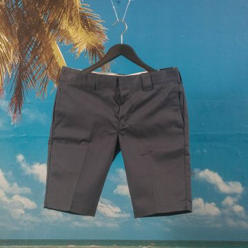 "Dickies - 11"" Slim Straight Work Short - Navy Blue"